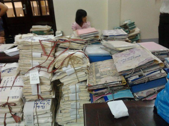 Tiêu hủy hóa đơn chứng từ sổ kế toán