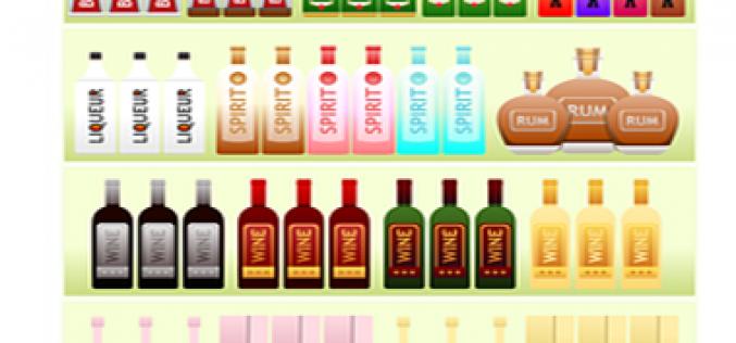 Sản xuất rượu vượt quá sản lượng đăng ký