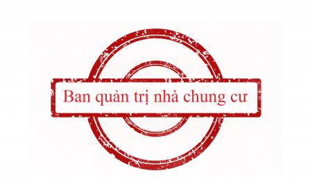 Quy định sử dụng con dấu của Ban quản trị nhà chung cư