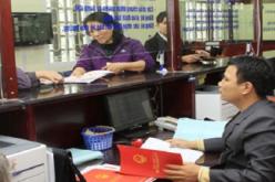 Thủ tục đăng ký đất đai lần đầu (cấp giấy chứng nhận quyền sử dụng đất)