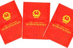 Thủ tục cấp lại giấy chứng nhận quyền sử dụng đất (sổ đỏ)