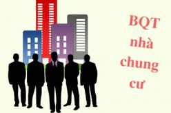 Hoạt động của ban quản trị nhà chung cư