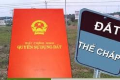 Đăng ký biện pháp bảo đảm thế chấp quyền sử dụng đất