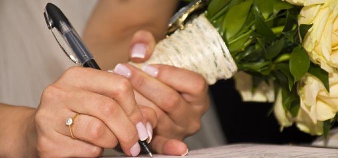 Thủ tục trích lục giấy chứng nhận đăng ký kết hôn
