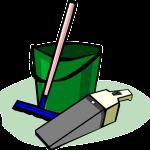 Mẫu yêu cầu quy trình vệ sinh chung cư